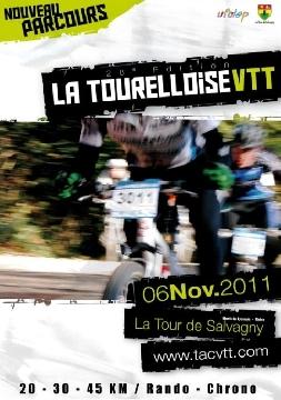 Haut Bugey VTT : Tourelloise