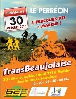 Haut Bugey VTT : Transbeaujolaise