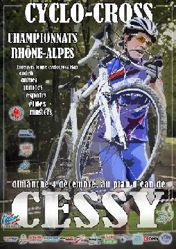 Haut Bugey VTT : Cyclo cross de CESSY (Championnat Rhône Alpes)