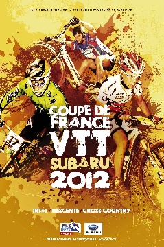 Haut Bugey VTT : 3ème Coupe de France VTT