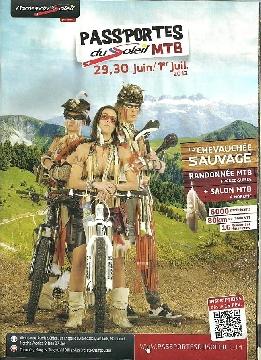 Haut Bugey VTT : Pass'Portes Soleil