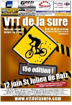 Haut Bugey VTT : VTT de la Sure