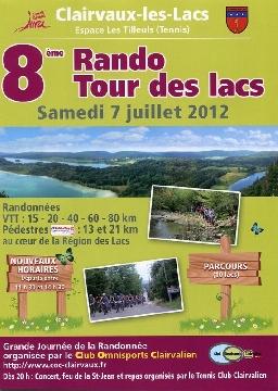 Haut Bugey VTT : Rando Tour des Lacs