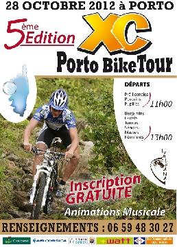 Haut Bugey VTT : Corse Porto Bike Tour