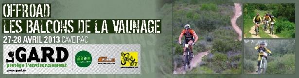Haut Bugey VTT : Offroad Vaunage