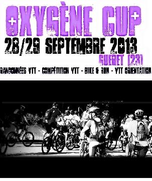 Haut Bugey VTT : Oxygène Cup