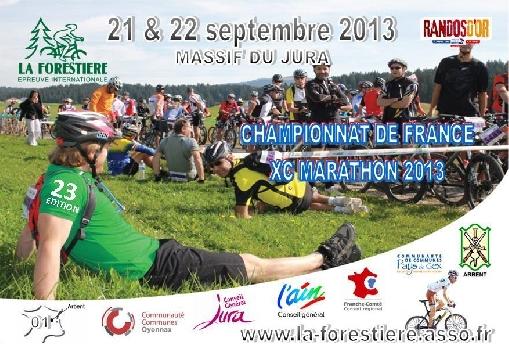 Haut Bugey VTT : La Forestière Championnat de France VTT XCM