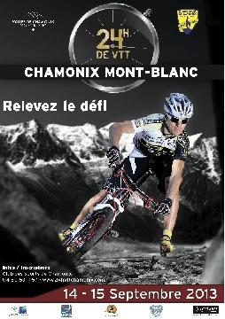 Haut Bugey VTT : 24h VTT Chamonix