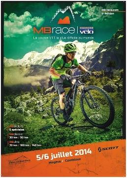 Haut Bugey VTT : MB Race Combloux Mègeve