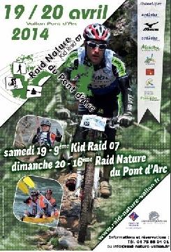 Haut Bugey VTT : Raid Vallon Pont d'Arc