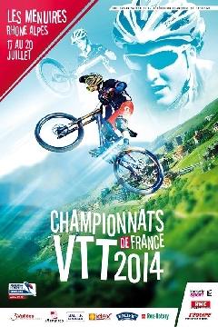 Haut Bugey VTT : Championnats France VTT XC