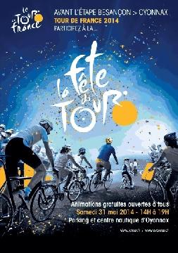 Haut Bugey VTT : Fête du Tour de France