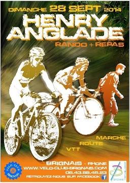 Haut Bugey VTT : Henry Anglade