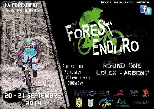 Haut Bugey VTT : La Forest'Enduro