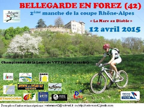 Haut Bugey VTT : Bellegarde en Forez