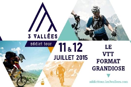 Haut Bugey VTT : 3 Vallées Addict Tour