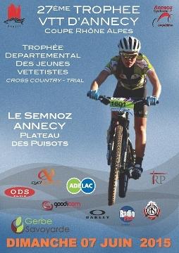 Haut Bugey VTT : Annecy