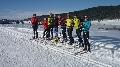 Haut Bugey VTT : Week-end ski de fond aux Rousses