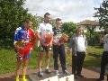 Haut Bugey VTT : Pierre champion de l'Ain route