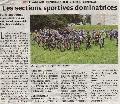 Haut Bugey VTT : Championnat de l'Ain UNSS Oyonnax