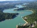Haut Bugey VTT : Tour du lac de Vouglans